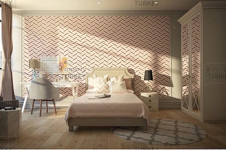 Apartments bedroom