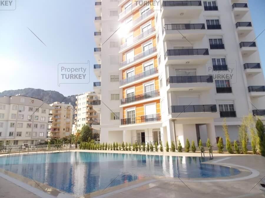 Konyaalti apartments for sale