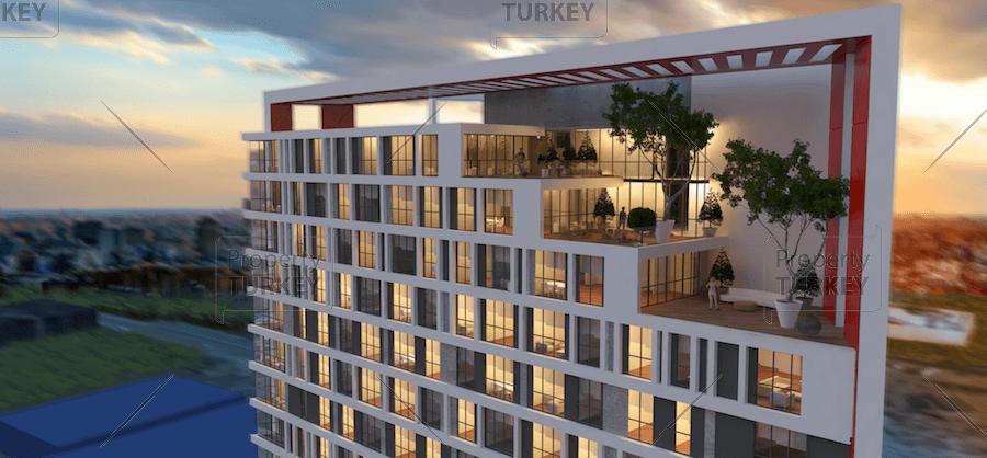Kucukcekmece residences for sale