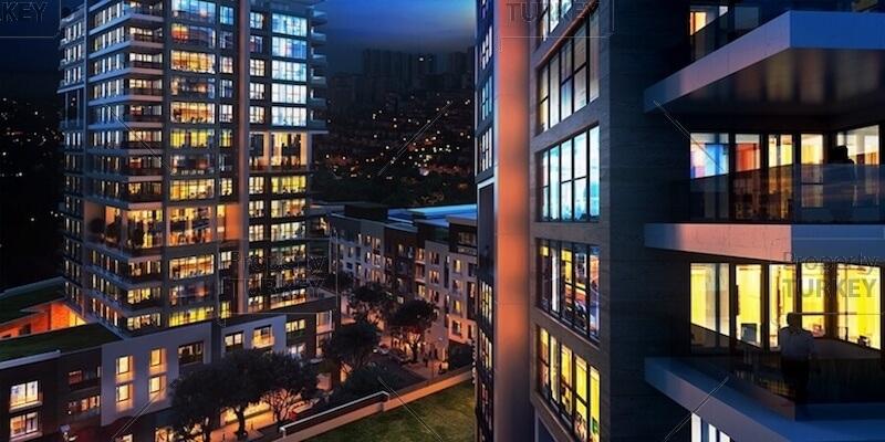 Balconies views