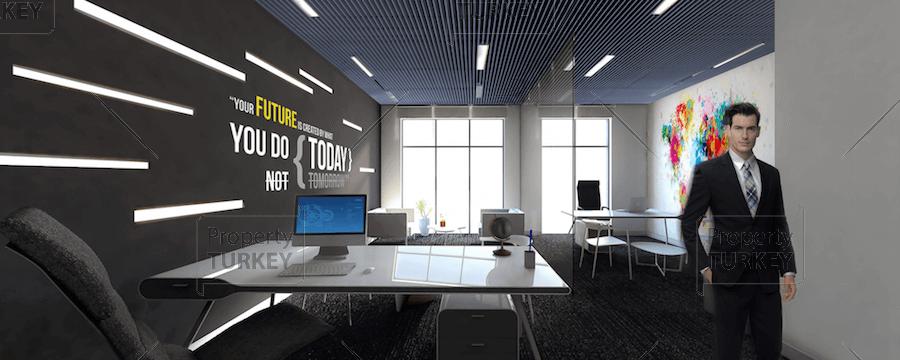 Office studio apartments