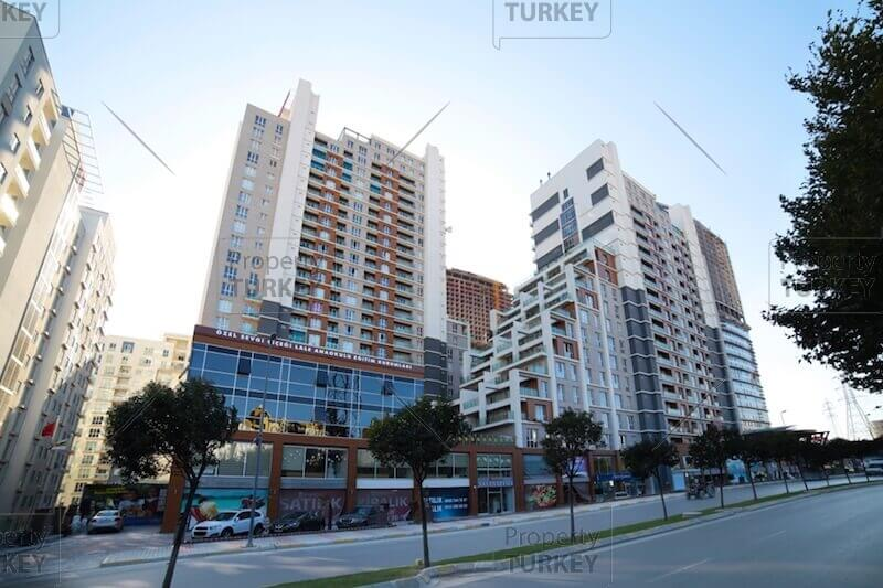 Complex street views