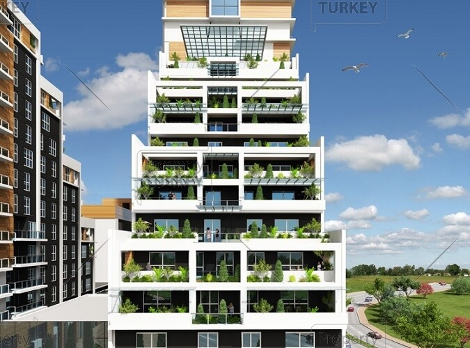 Istanbul Property Investment in Stylish Bahcesehir