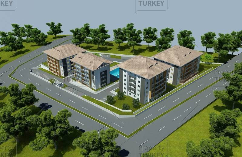 Apartment in Bursa