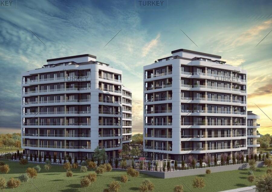 Avcilar family residences ready to move in today - Property Turkey