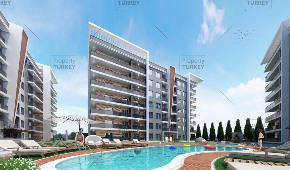 Apartment investment in Istanbul