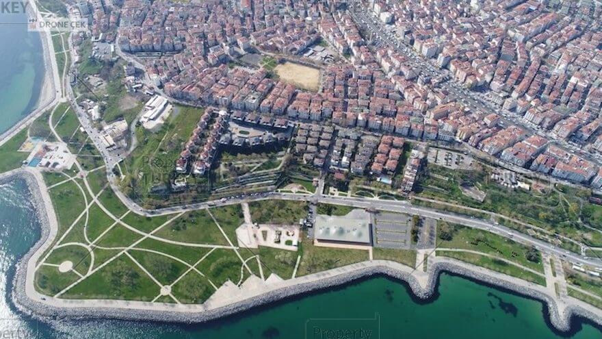 Avcilar complex of apartments