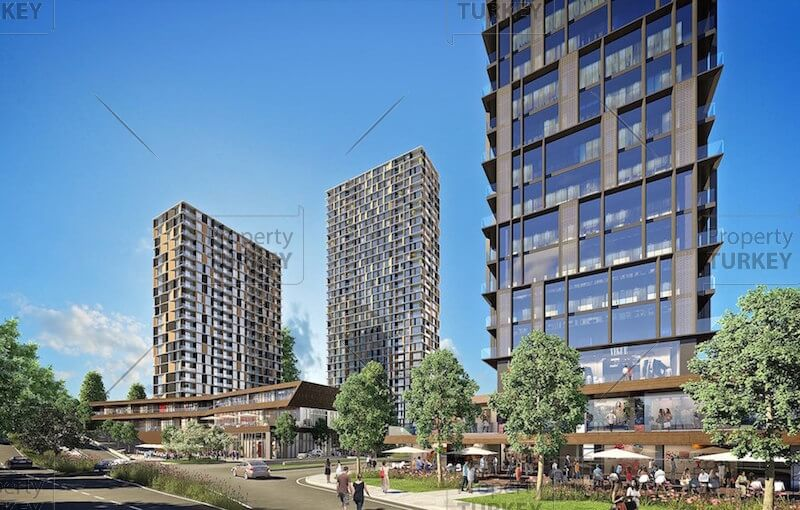 Pre-launch prime residences with Metro link Istanbul