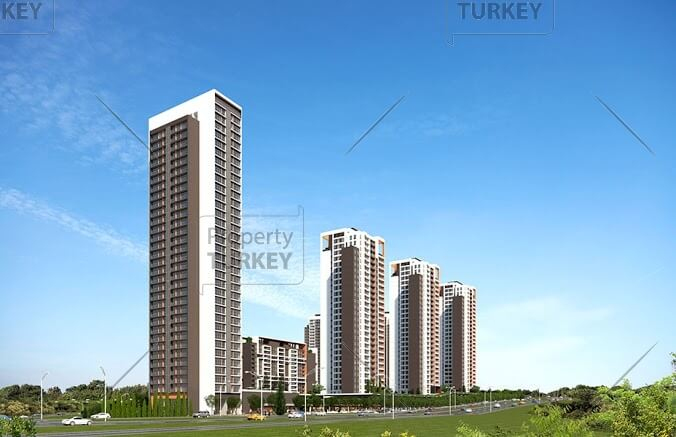 Properties in Bahcesehir