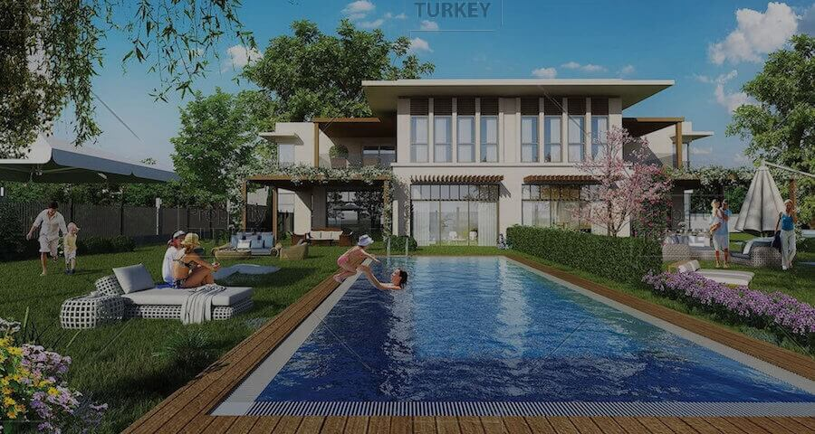 Luxury Villa For Sale In Bahcesehir