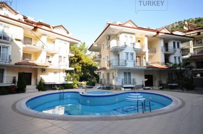 Bargain apartments for sale in Deliktas Fethiye