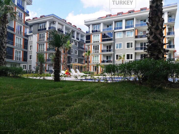 Beylikduzu modern apartments for sale