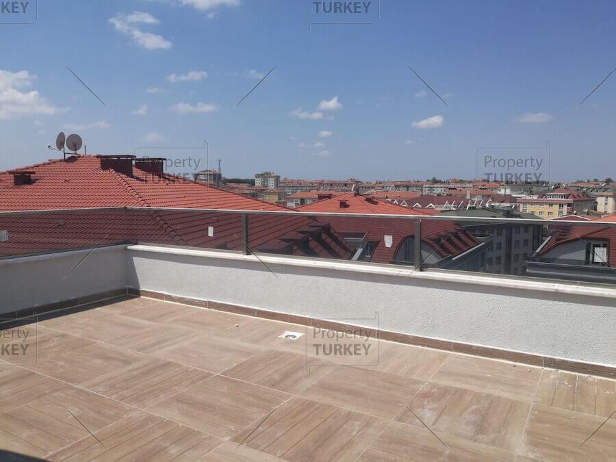 Complex terrace