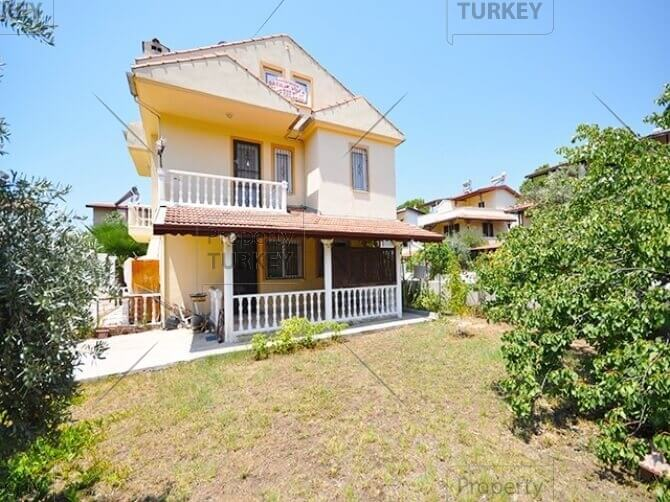 Calis private villa for sale