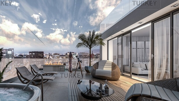 Basin Ekspres Investment apartment Istanbul 1 bed