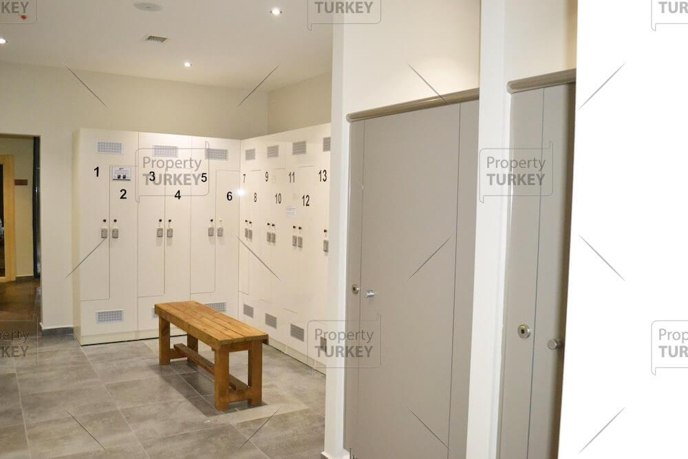 Complex lockers