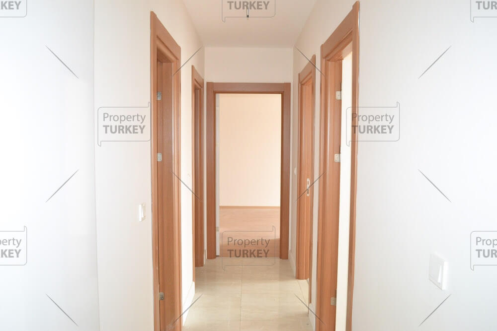 Residences corridor