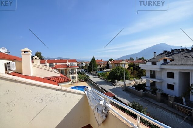 Apartments views