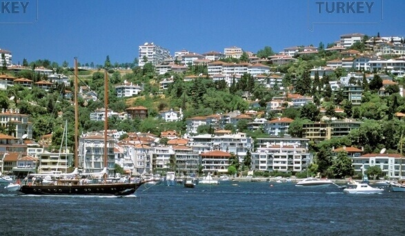 Absolute waterfront apartment in Bebek Istanbul - Property ...