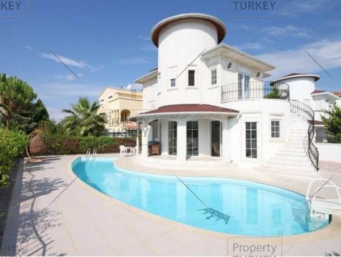 Golf homes in Belek