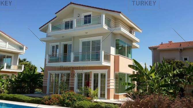 Belek golf real estate
