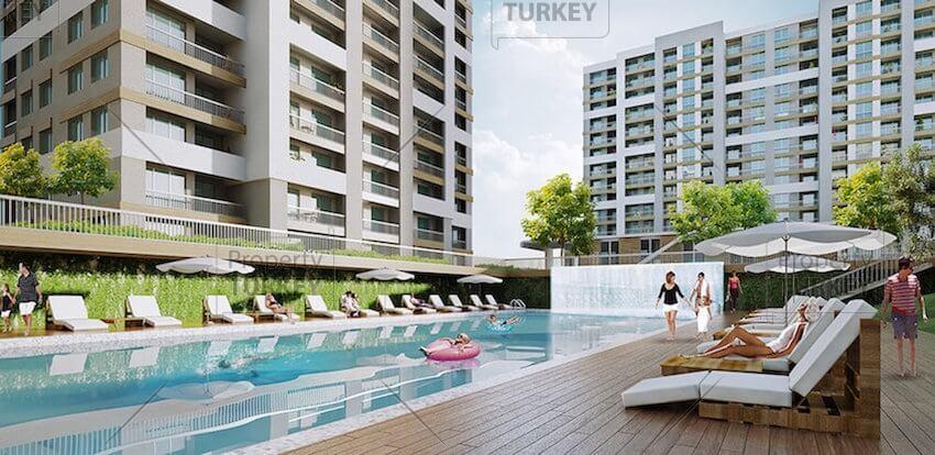 Residential Beylikduzu apartments ready to move in - Property Turkey