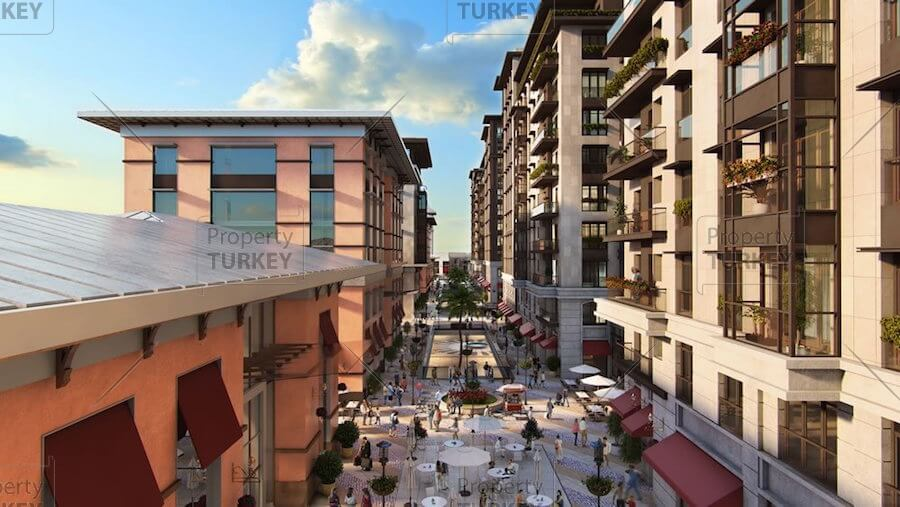 Apartment investment in Beyoglu