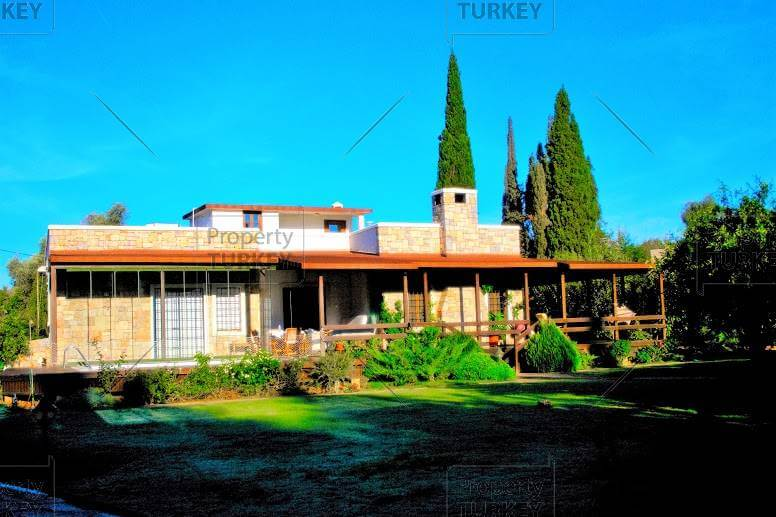 Luxury villa in Bitez