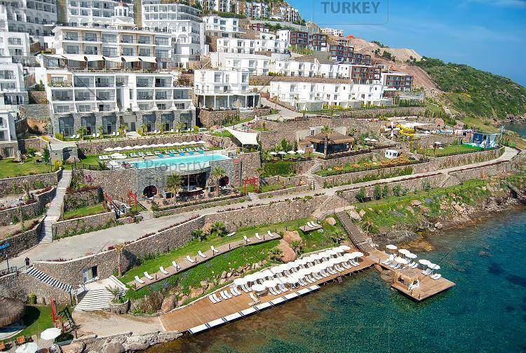 Entire project in Bodrum