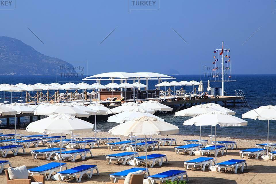 Kadikalesi beach