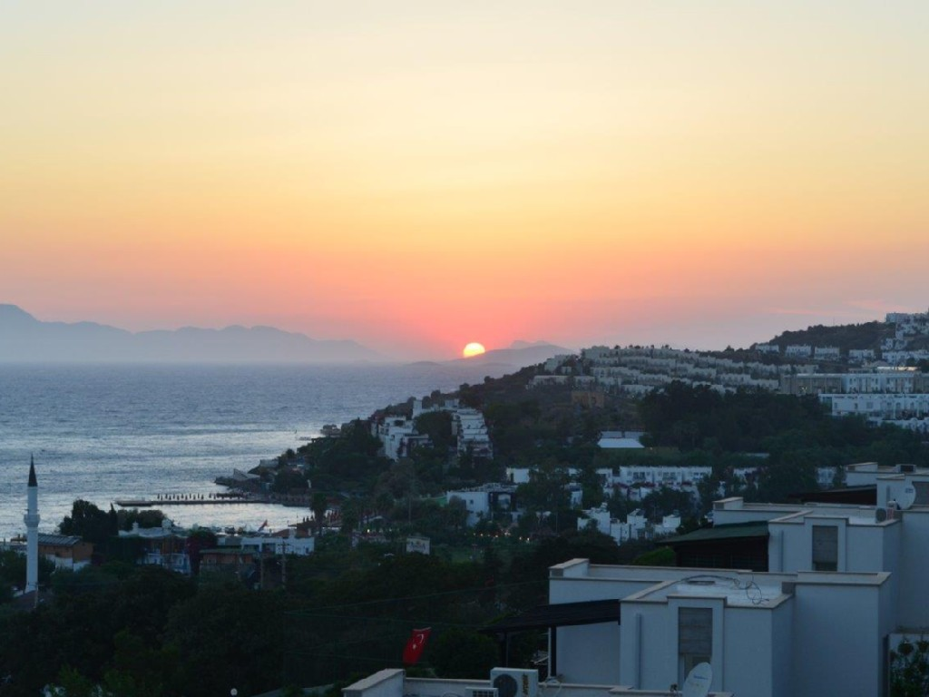 View in Bodrum