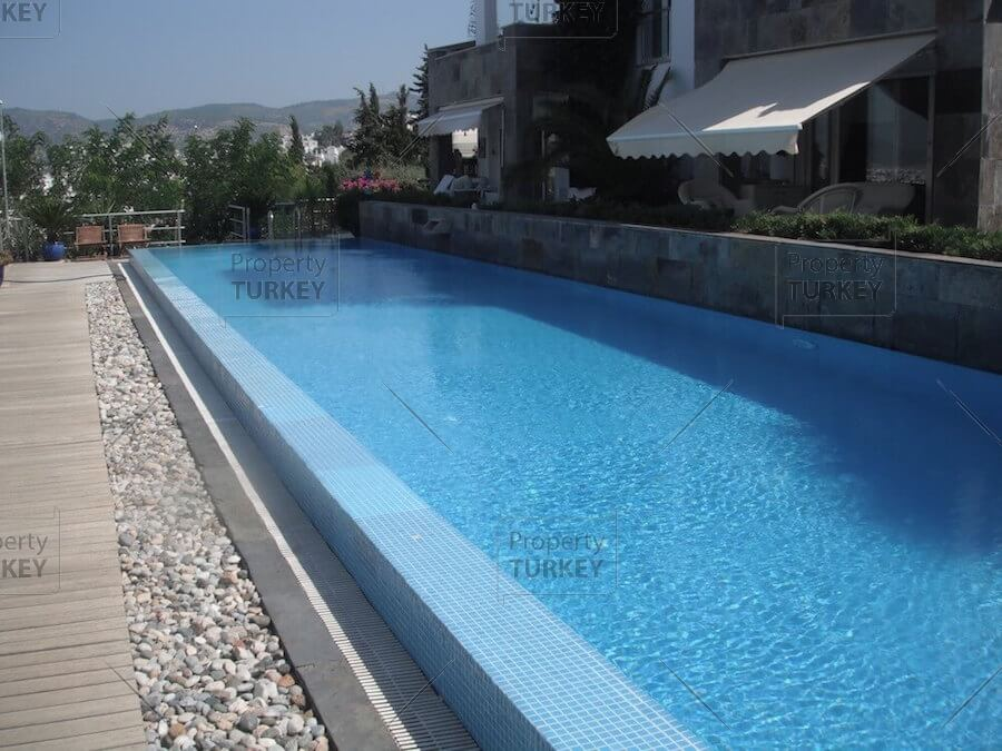 Bodrum Castle And Sea View Beautiful Apartment For Sale Property Turkey
