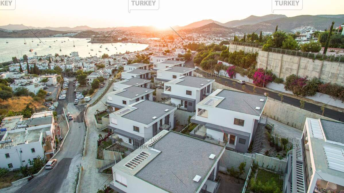 Kumbahce home with amazing view