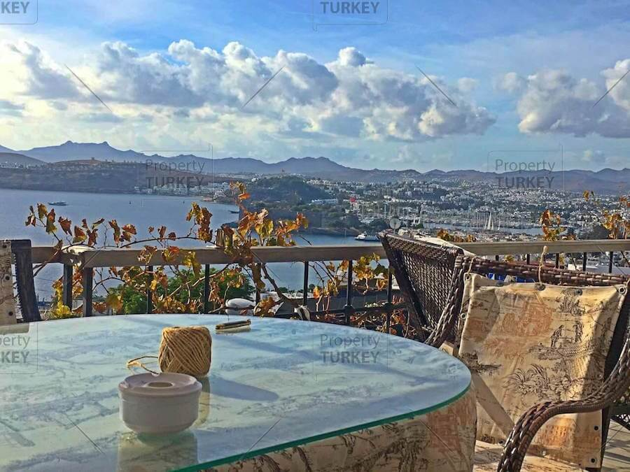 Centre house for sale in Bodrum