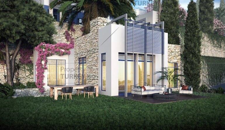 Bodrum luxury homes
