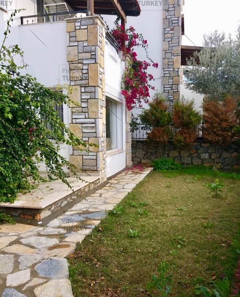 Villas garden