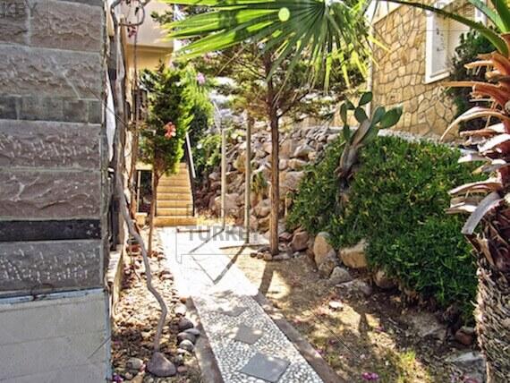 Villas access