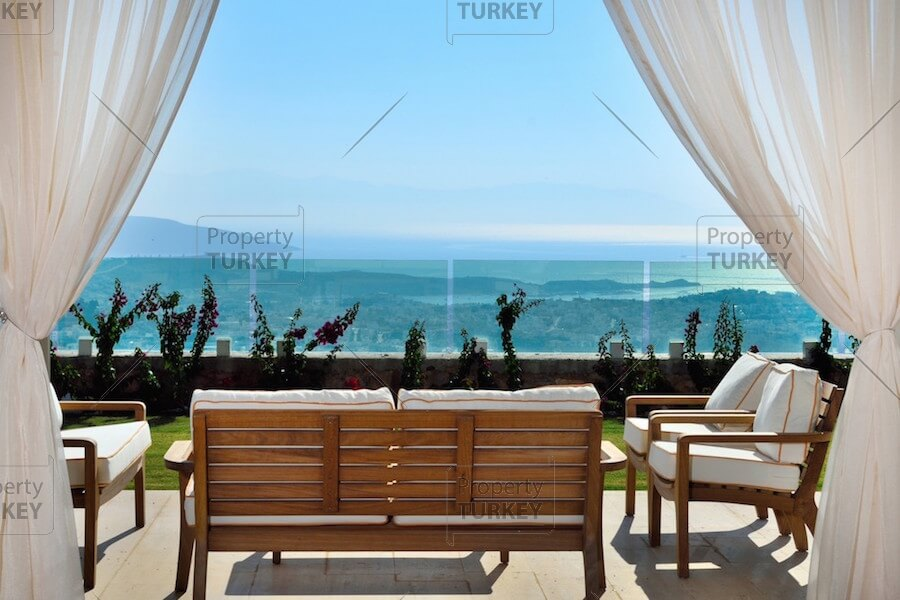 Bodrum luxury villa for sale