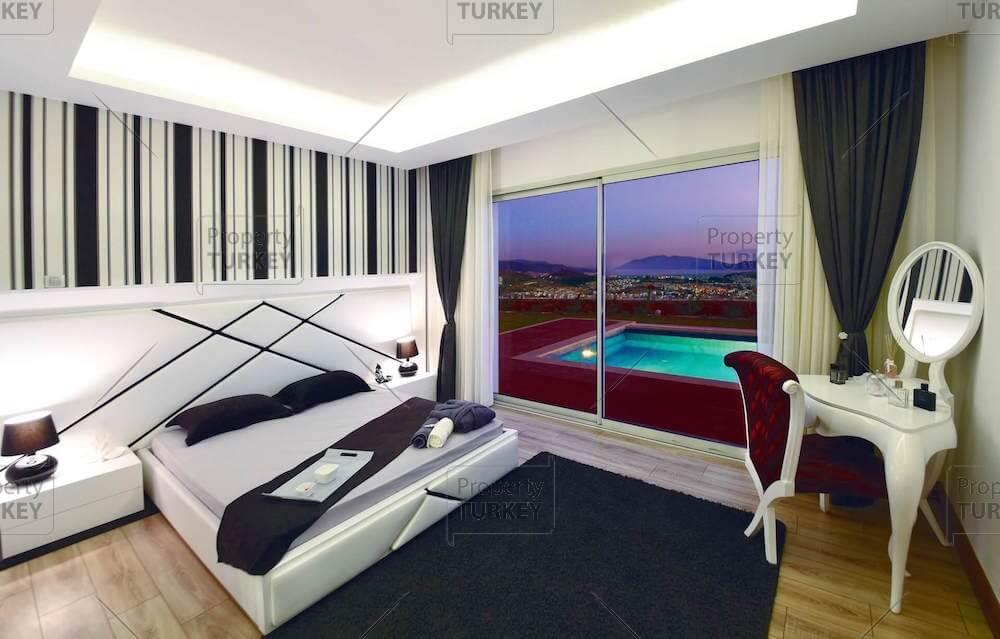 Residence master room