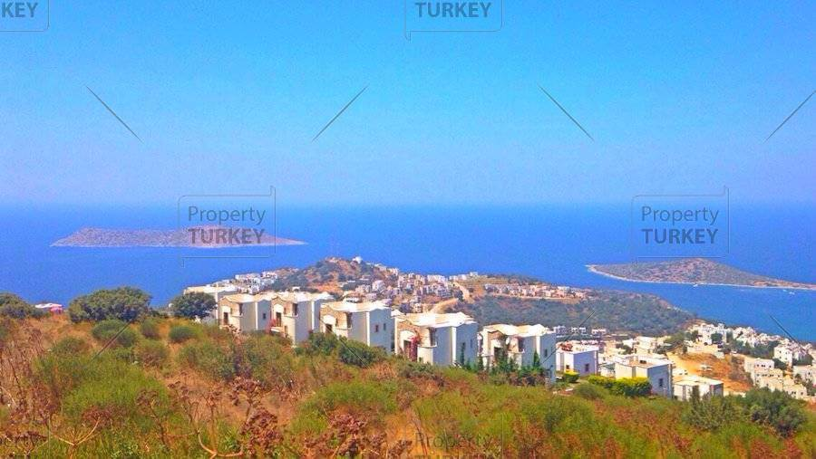 Bodrum land plots