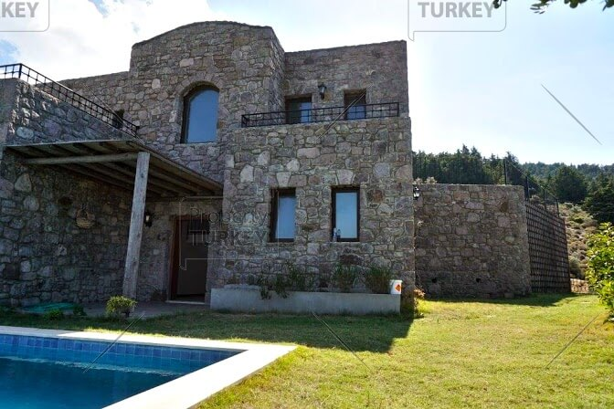 Bodrum stone house for sale