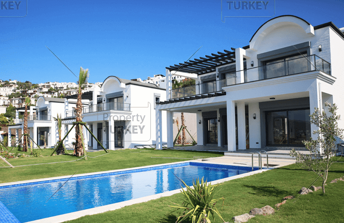 Private homes in Bodrum