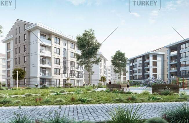 Modern project in Bursa