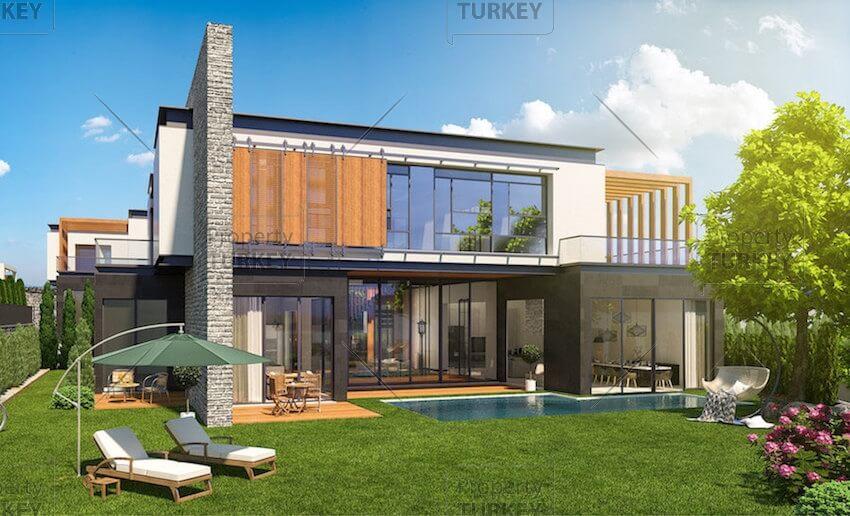 5 star luxury designer villas for sale in bursa property for 5 star villas