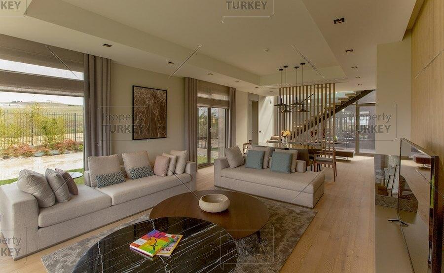 Large lounge room