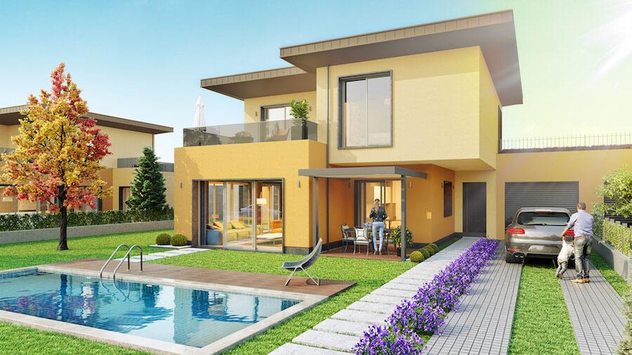 Family residences for sale in Buyukcekmece