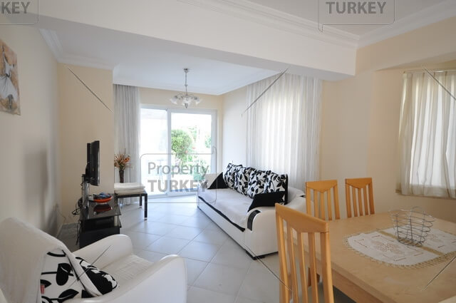 Furnished Two Bed Calis Apartment Close To Beach In Fethiye Property Turkey