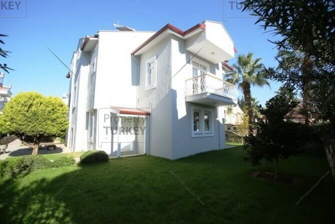 Calis villa with shared pool for sale