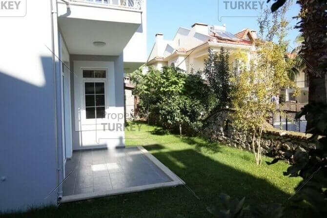 Residences entrance