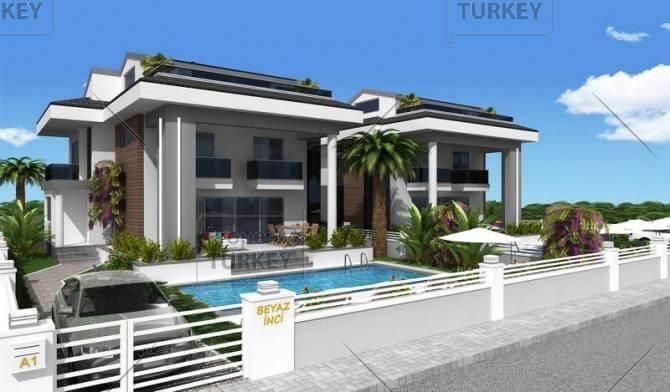 6 bedroom luxury house for sale calis beach fethiye